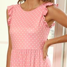 ruffle sleeve dresses for women womens summer ruffle sleeve dress