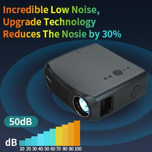 wifi projector laser 4k projecror 3D projector with keystone correction led wifi bluetooth projector
