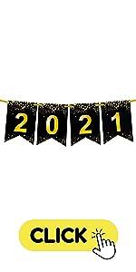 2021 Banner Decorations