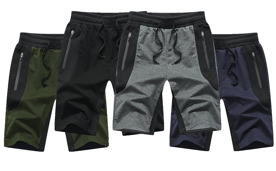 JustSun Mens shorts
