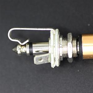 GC11 plug fits jack