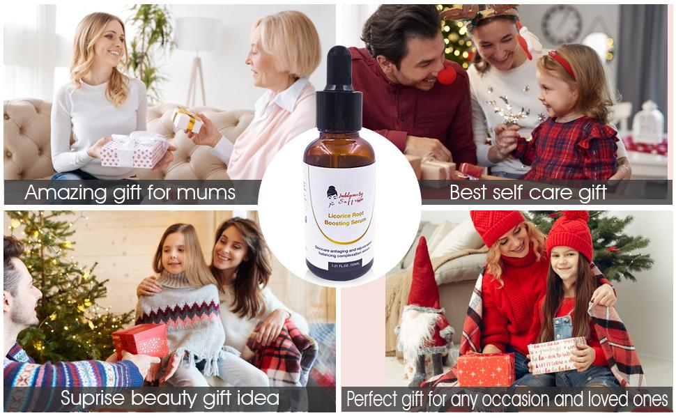 gift idea for gifting Licorice serum