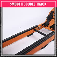 Smooth Double Track