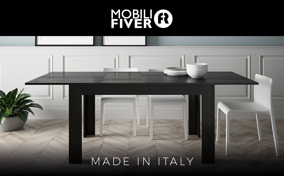 Mobili Fiver - Table extensible Easy