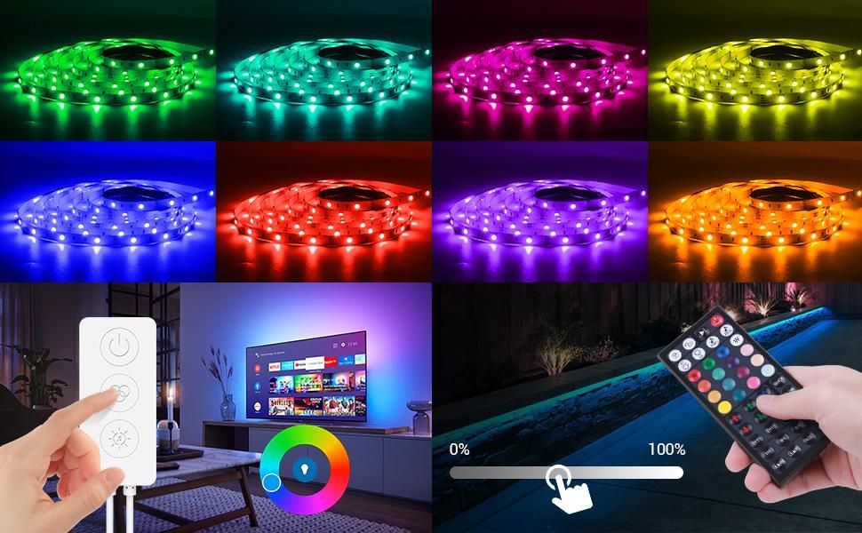 RGB multi color