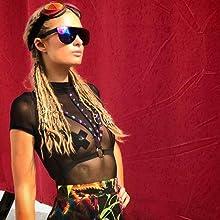 Paris Hilton loves Pastease in Plus X: Liquid Black Cross