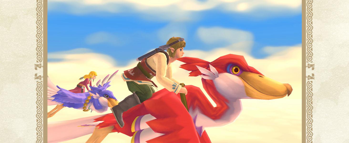 Legend of Zelda Skyward Sword 03