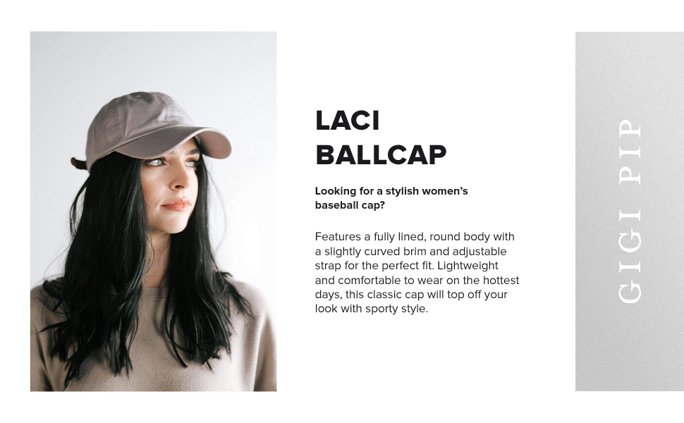 LACI BALLCAP