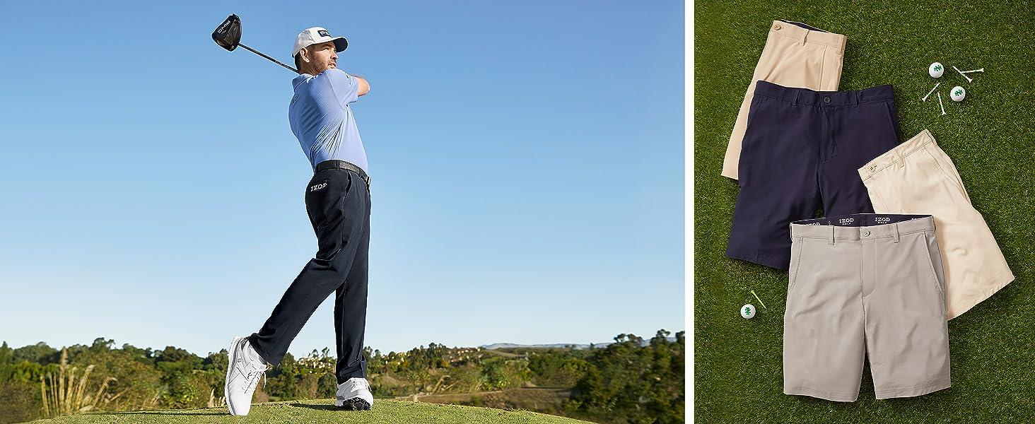 Golf Bottoms, Golf Pants, Golf Shorts