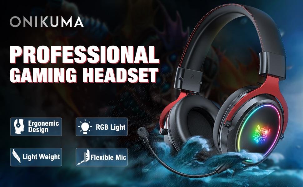gaming headset,ps4 headset,ps5 headset,pc headset,gaming headphone