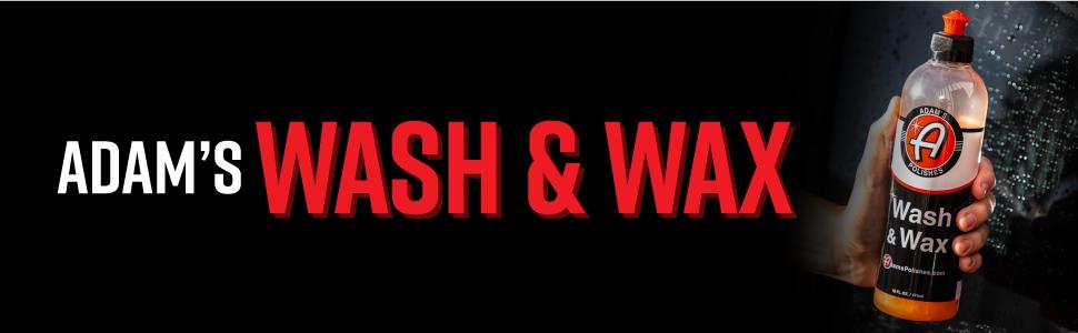 Adam's Wash amp; Wax