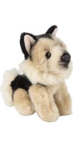 German Shepherd Stuffed Animal