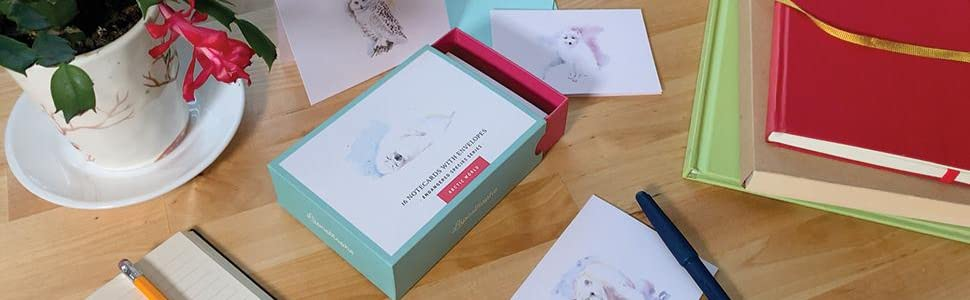 Greeting Cards - Notecards - Thank You Notes