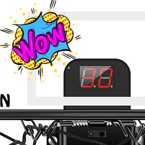 Audio Electronic Counter