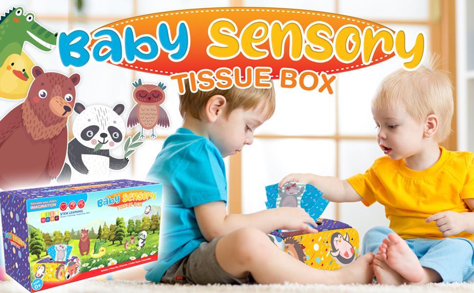 Sensory Montessori Toys For Toddlers