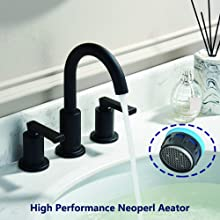 High Performance Neoperl Aeator