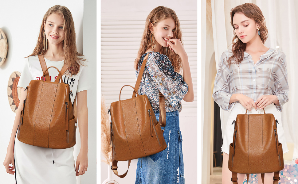 Soft Ladies Anti-theft Travel Bag