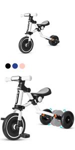 black toddler tricycle
