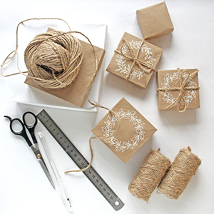 packing gift
