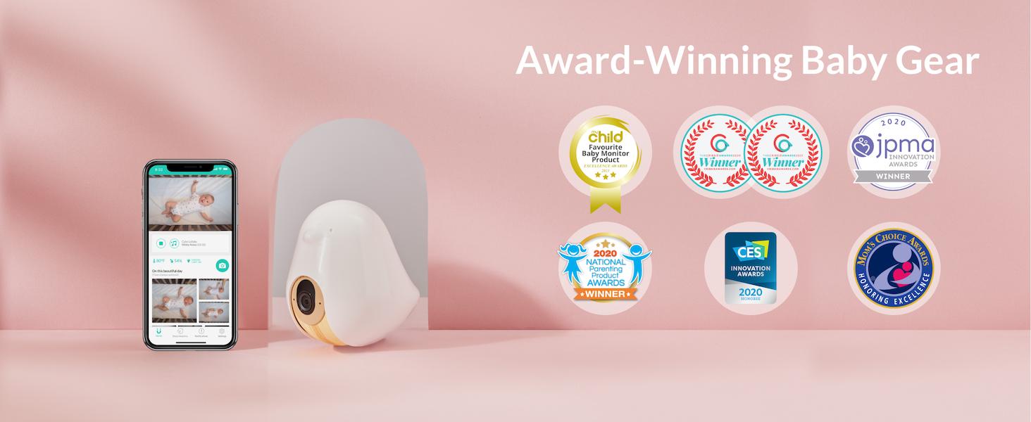 Award-Winning Baby Gear