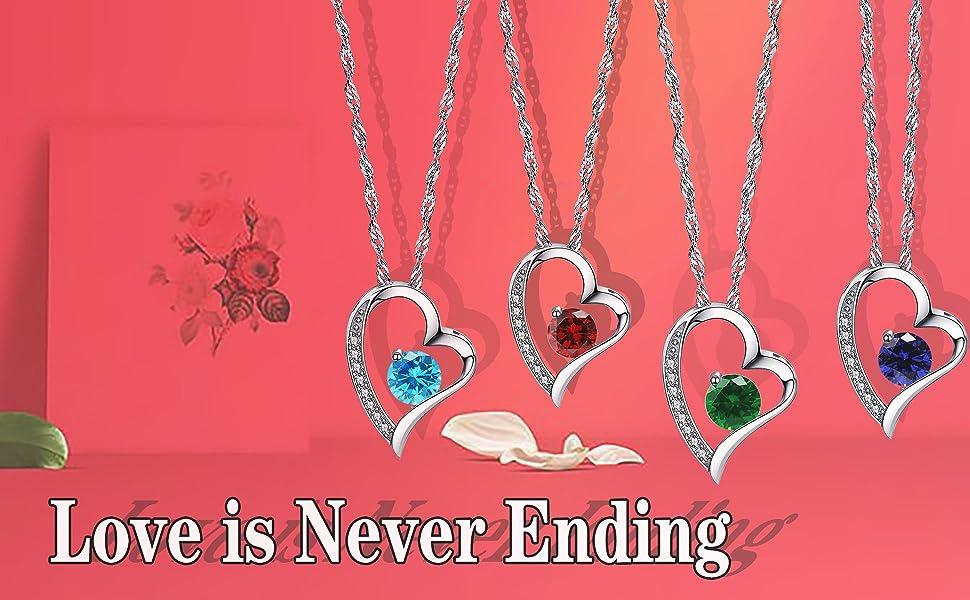 forever lover necklace