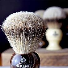 KENT Shaving Brush EBC