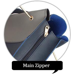 Main Zipper