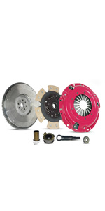 Clutch Kit With Sleeve and Flywheel Compatible With Forester Impreza Legacy X Base Limited Touring