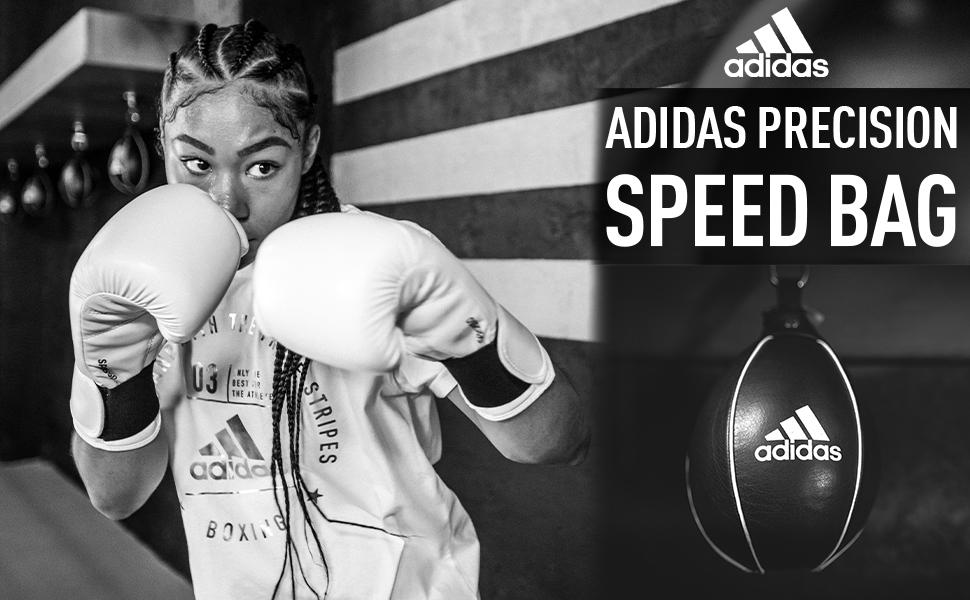 precision speed bag boxing mma training home use gym adidas