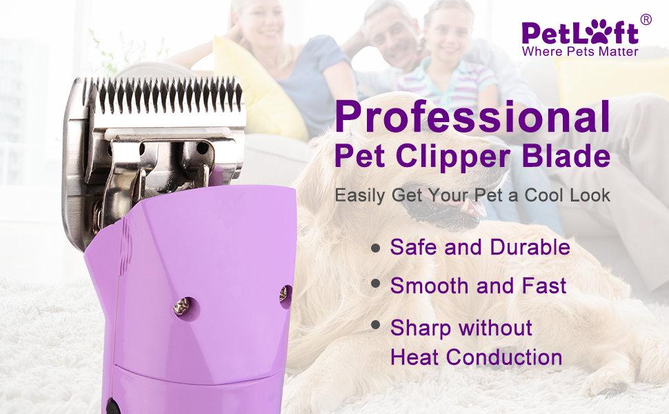 Pet Clipper Blade