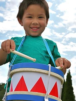 Schoenhut drum for kids