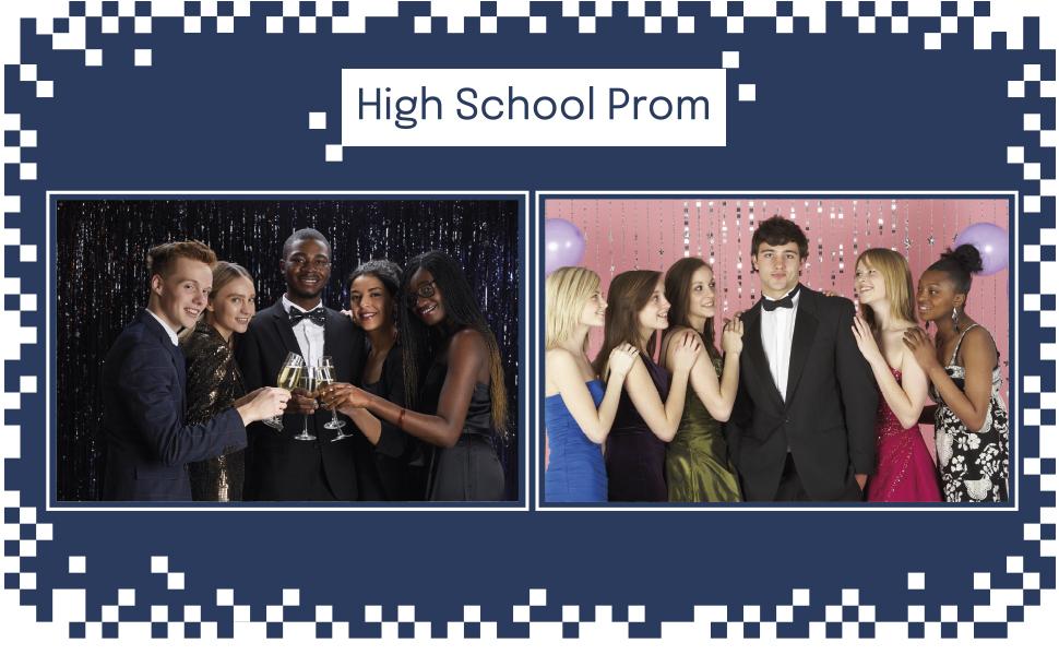 prom bow tie