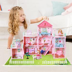 realistic dollhouse toy