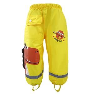 pantalones impermeables niña  pantalon de agua