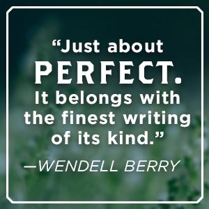 Pastoral Song James Rebanks Wendell Berry