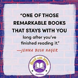 remarkable says jenna bush hagaer read with jenna