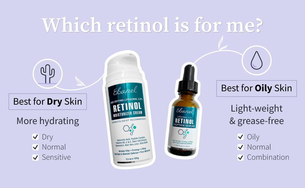 which retinol is for me?