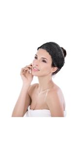 Headband for washing face