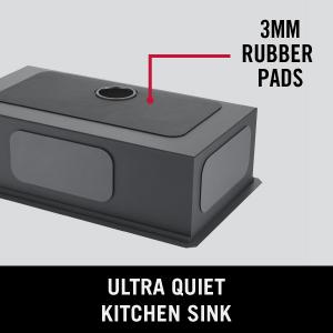 Quiet Sink