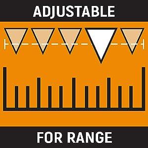 Adjustable for Range