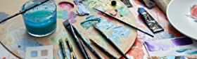 Art Supplies Paint