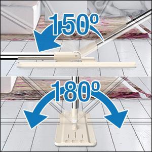 180 degree roate mop