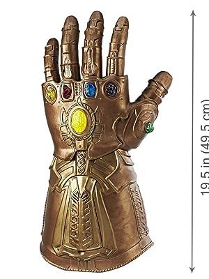 Marvel; Gauntlet; Infinity War, Thanos