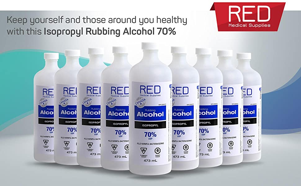 alcohol, hand, sanitizer, wipes, isopropyl rubbing medical alcool percent bottle step cleaner liquid