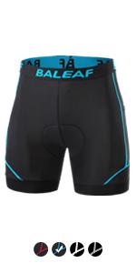mens cycling underwear shorts
