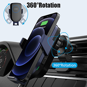 car iphone holder charger