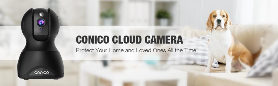 Conico Cloud Camera