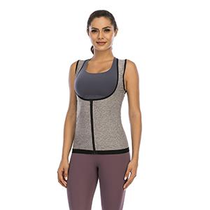women sweat tank top