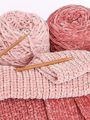 Velvet Knitting Yarn
