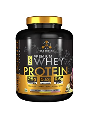 Premium Whey - NIC